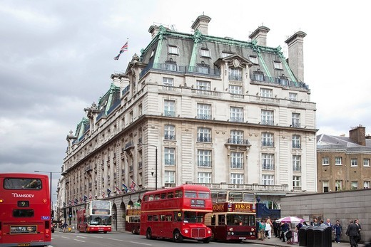 Stock Photo: 1848-447514 The Ritz Hotel in London, England, United Kingdom, Europe