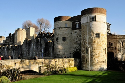 Tower of London, London, England, United Kingdom, Europe : Stock Photo
