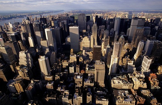 Midtown Manhattan, New York City, USA : Stock Photo