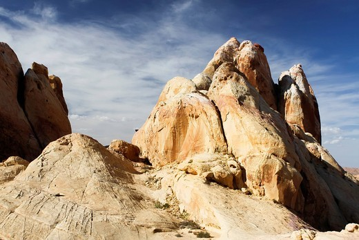 Valley of Fire State Park, Nevada, USA : Stock Photo