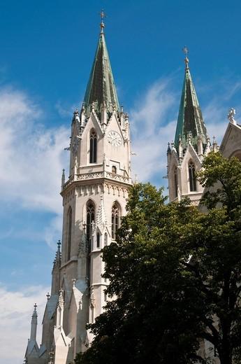 Stift Klosterneuburg abbey, Vienna, Austria, Europe : Stock Photo