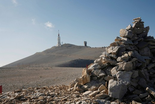 Mont Ventoux, Provence_Alpes_Côte d'Azur, France, Europe : Stock Photo
