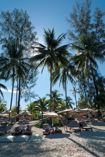 Le Meridien Khao Lak Beach and Spa Resort, Khao Lak, Thailand, Asia : Stock Photo