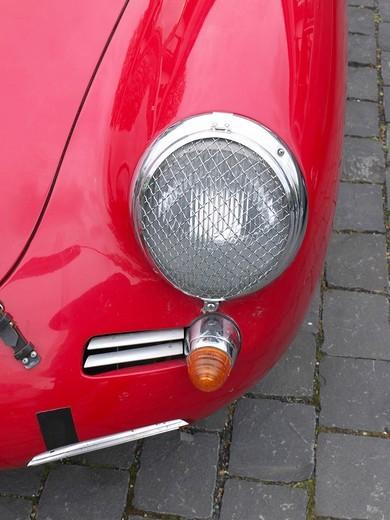 Stock Photo: 1848-476931 Porsche 911 SC vintage car