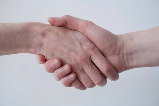 Stock Photo: 1848-484564 Handshake