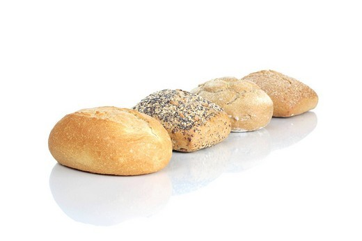 Various buns : Stock Photo