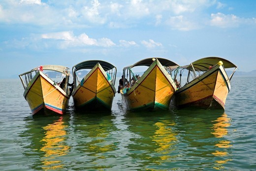 Boats, Thailand, Asia : Stock Photo