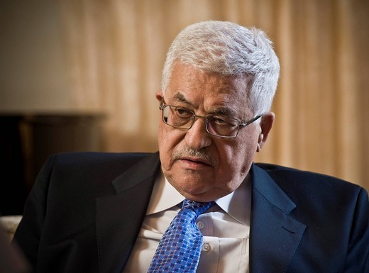 Stock Photo: 1848-488513 Mahmoud Abbas, chairman of the Palestine Liberation Organization PLO, Berlin, Germany, Europe