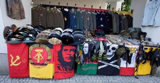Stock Photo: 1848-489025 Souvenir shop, Berlin, Germany, Europe