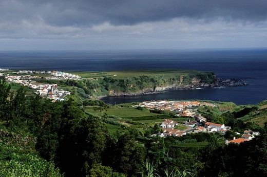 Stock Photo: 1848-497388 Near Porto Formoso on the island of Sao Miguel, Azores, Portugal