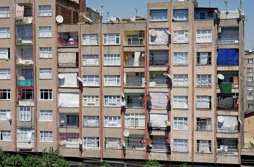 Diyarbakir Anatolia Turkey : Stock Photo
