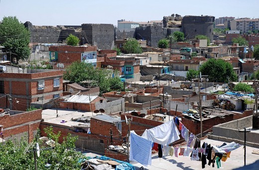 Stock Photo: 1848-499391 Diyarbakir Anatolia Turkey