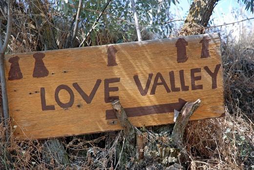 Stock Photo: 1848-499759 Love Valley, Goereme, Anatolia, Turkey