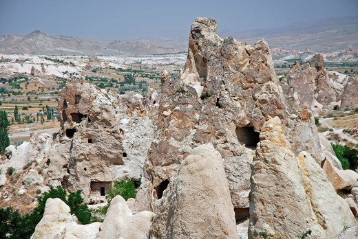 Stock Photo: 1848-500952 Open_air Museum, Goereme, Cappadocia, Anatolia, Turkey, Asia