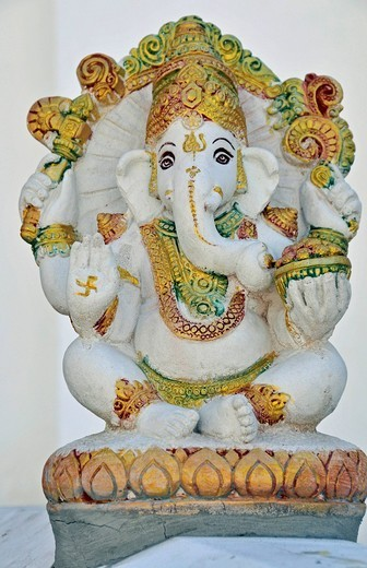 Ganesh, Chiang Mai, Thailand, Southeast Asia, Asia : Stock Photo