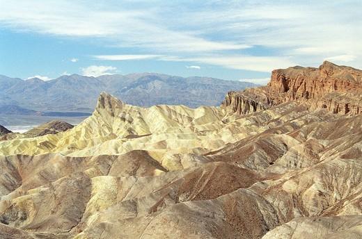 Stock Photo: 1848-529341 Death Valley National Park, California, USA
