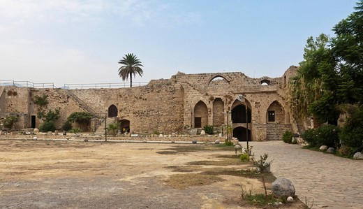 Stock Photo: 1848-531540 Kyrenia Castle, Girne, northern Cyprus, Cyprus
