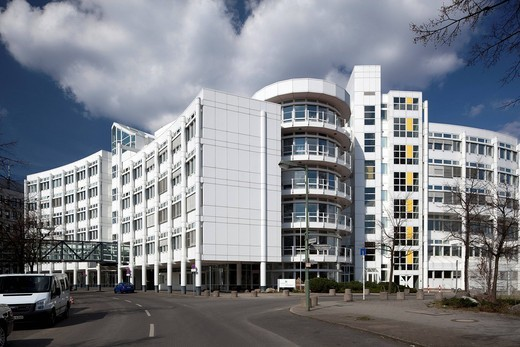 Fraunhofer Institute for Production Systems and Design Technology, Charlottenburg, Berlin, Germany, Europe : Stock Photo