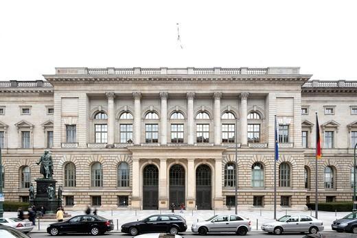 Abgeordnetenhaus, Berlin Chamber of Deputies, State Parliament, Berlin_Mitte, Berlin, Germany, Europe : Stock Photo