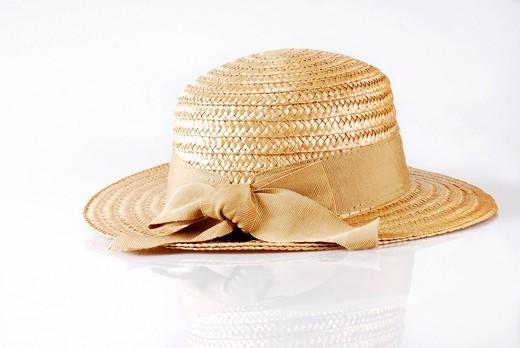 Straw hat : Stock Photo