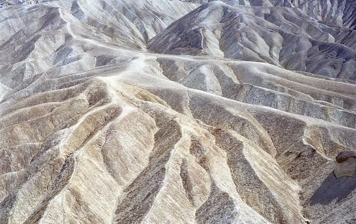 Stock Photo: 1848-537855 Death Valley National Park, California, USA