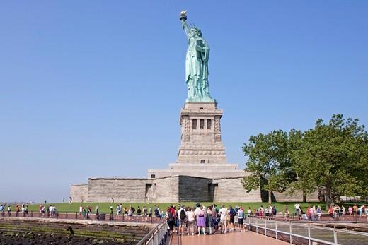 Statue of Liberty, New York, USA : Stock Photo