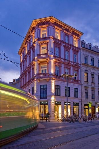 Stock Photo: 1848-545836 City centre, Graz, Styria, Austria, Europe