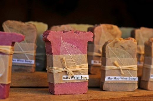 Stock Photo: 1848-54767 Handmade soaps