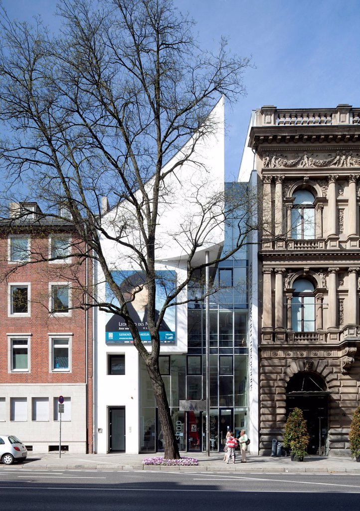 Stock Photo: 1848-567374 Suermondt Ludwig Museum, Aachen, North Rhine_Westphalia, Germany, Europe, PublicGround