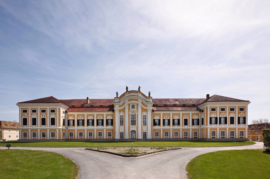 Stock Photo: 1848-593106 Schloss Schielleiten Castle near Stubenberg, East Styria, Styria, Austria, Europe