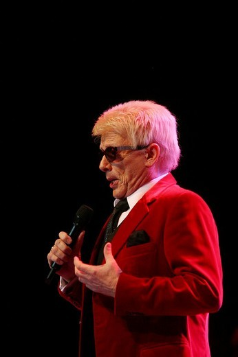 Stock Photo: 1848-59711 Homeland Singer Heino