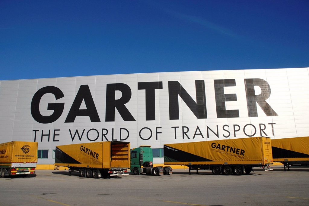 The Gartner KG, The World Of Transport, in Lambach, Austria, Europe : Stock Photo