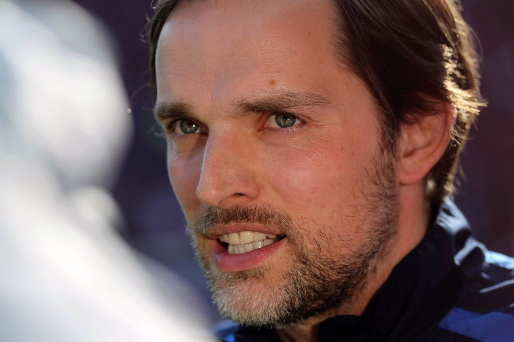 Stock Photo: 1848-615735 Thomas Tuchel, manager of the Bundesliga football club FSV Mainz 05, Mainz, Rhineland_Palatinate, Germany, Europe