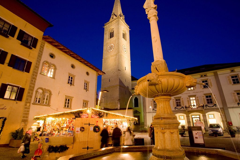 Stock Photo: 1848-646339 Christmas market in Kaltern, South Tyrol, Italy, Europe