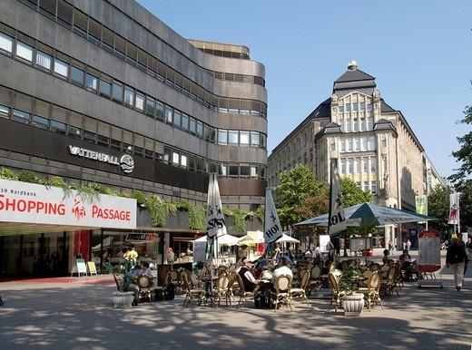 Stock Photo: 1848-67419 Spitaler Strasse, Hamburg, Germany