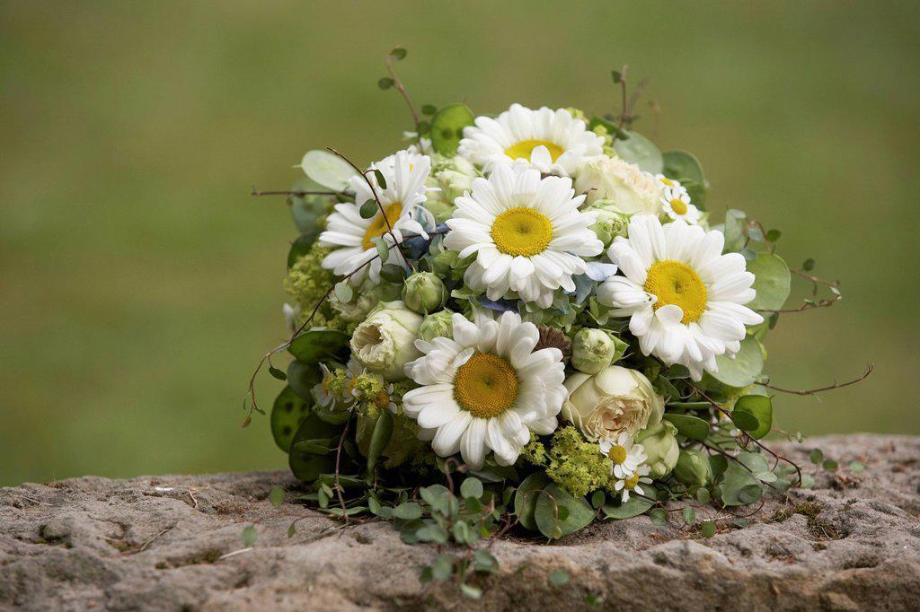 Stock Photo: 1848-701035 Bridal bouquet, wedding