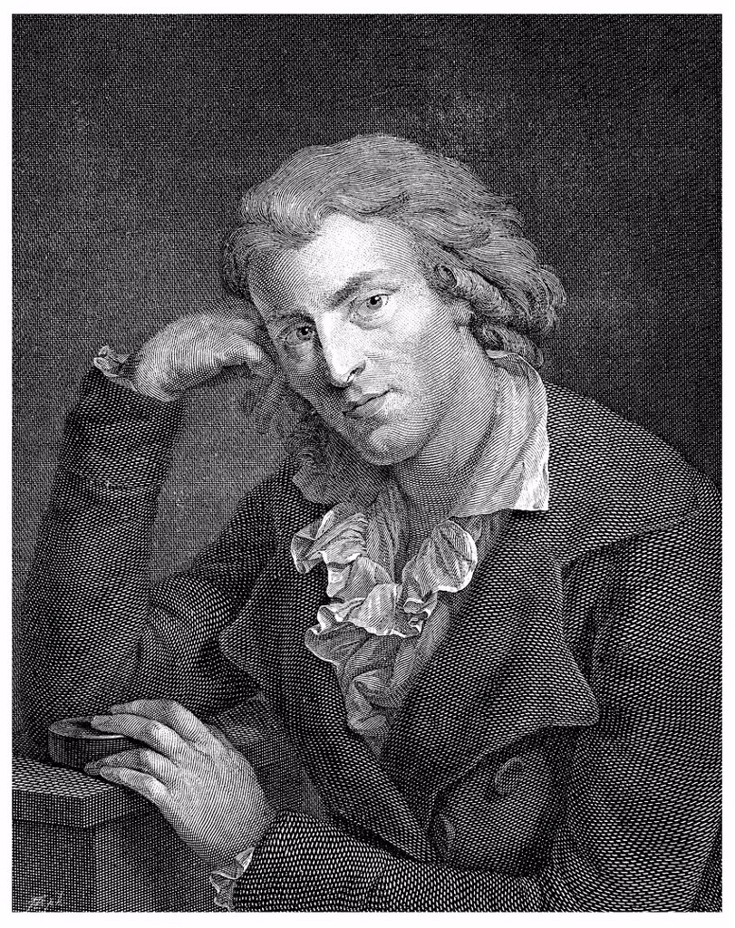Historical print, 1786, portrait of Johann Christoph Friedrich von Schiller, 1759 _ 1805, a German poet, philosopher and historian, from the Bildatlas zur Geschichte der Deutschen Nationalliteratur, Illustrated Atlas of the History of German National Lite. Historical print, 1786, portrait of Johann Christoph Friedrich von Schiller, 1759 _ 1805, a German poet, philosopher and historian, from the Bildatlas zur Geschichte der Deutschen Nationalliteratur, Illustrated Atlas of the History of German N : Stock Photo
