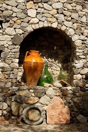 Still life, Calabria, Italy, Europe : Stock Photo
