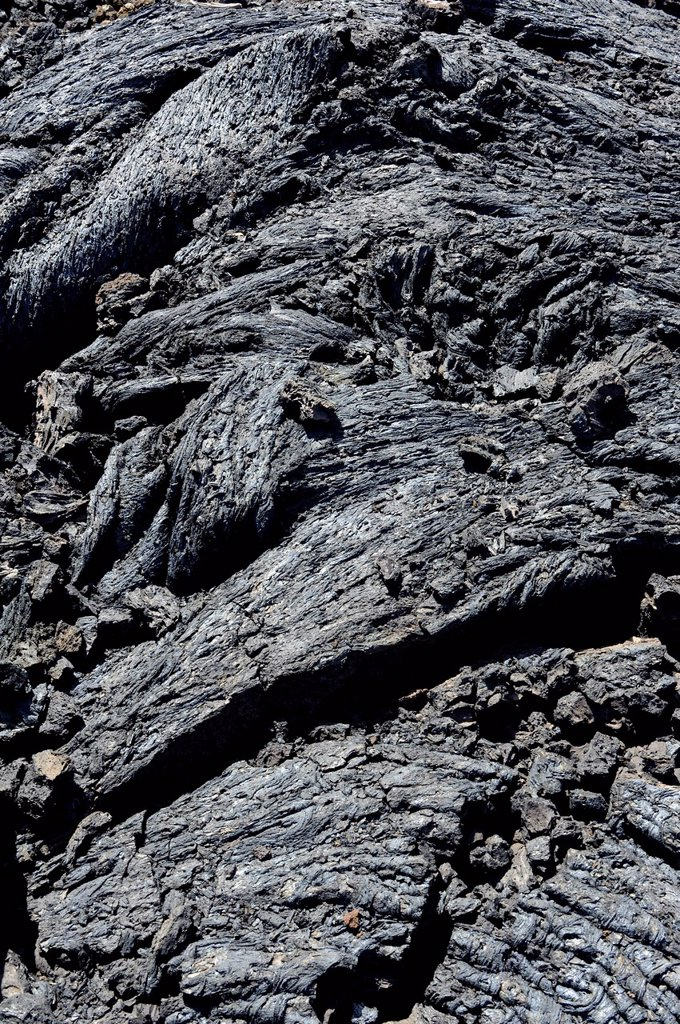 Stock Photo: 1848-712011 Lava rocks in the Chã das Caldeiras, Plain of the Calderas, Fogo, Cape Verde, Africa