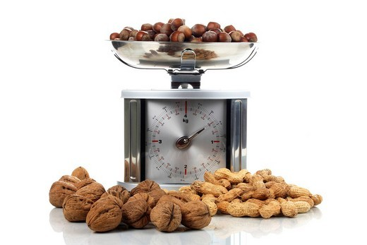 Nuts with scales : Stock Photo
