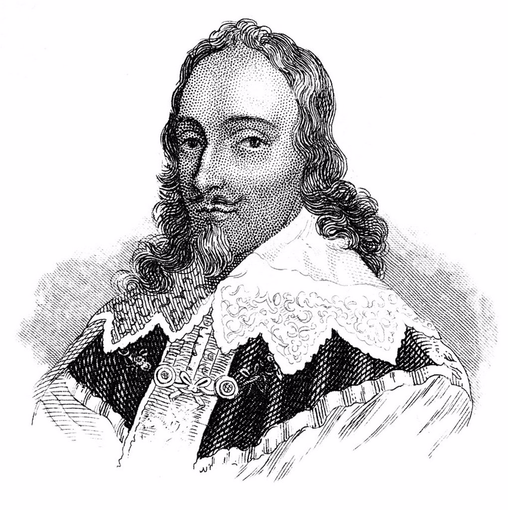 Stock Photo: 1848-816867 Charles I, 1600 - 1649, King of England, Scotland and Ireland