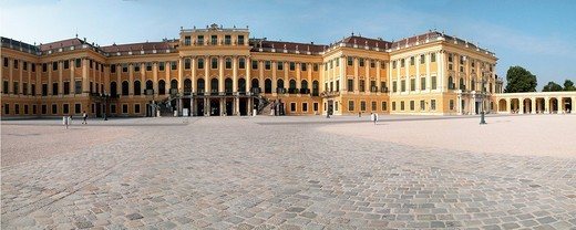 Stock Photo: 1848-88772 Schönbrunn Palace