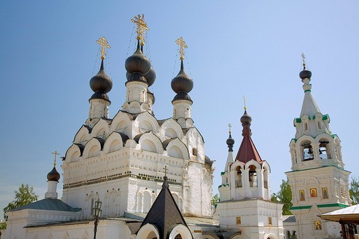 Trinity cathedral, convent, Murom, Russia : Stock Photo