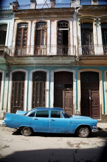 Stock Photo: 1848R-278389 Havanna, Cuba