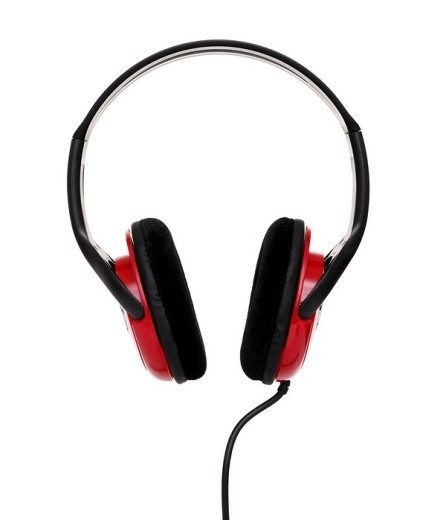 Stock Photo: 1848R-278944 Headphones