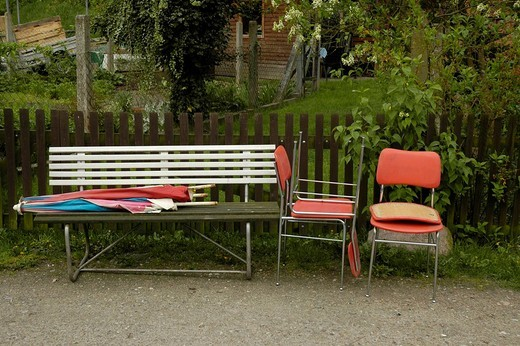 Bulk rubbish : Stock Photo
