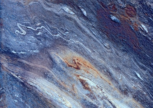 Stock Photo: 1848R-291120 Textured rock surface, Tirol, Austria