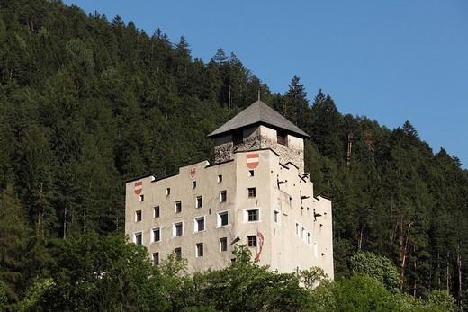 Schloss Landeck Castle, Tyrol, Austria, Europe : Stock Photo