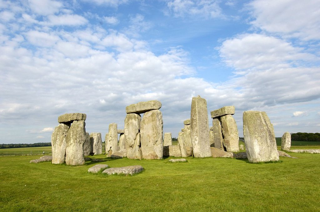 Stonehenge Wessex England Great Britain : Stock Photo