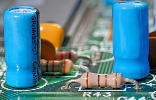 Electronics : Stock Photo